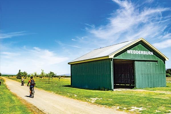 Wedderburn Shed