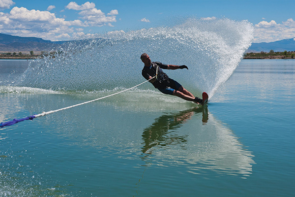 Water Sport at Lake